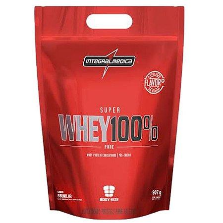 Super Whey 100% Pure (907g) - Integralmedica