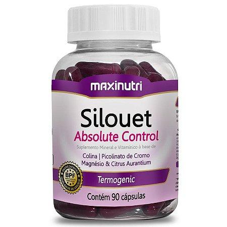Silouet Absolute Control (90caps) - Maxinutri