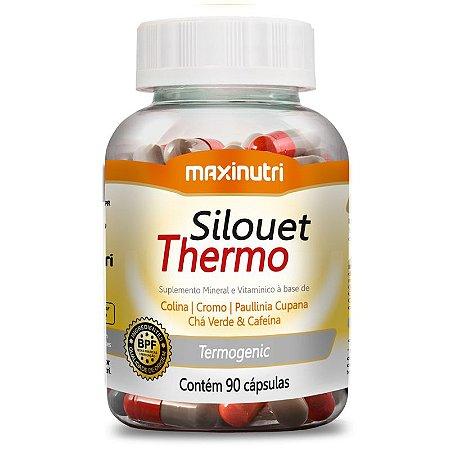 Silouet Thermo (90caps) - Maxinutri