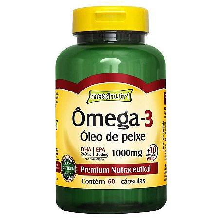 Omega 3 (60caps) - Maxinutri