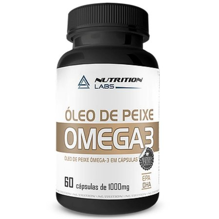 Omega 3 (60caps) - Nutrition Labs