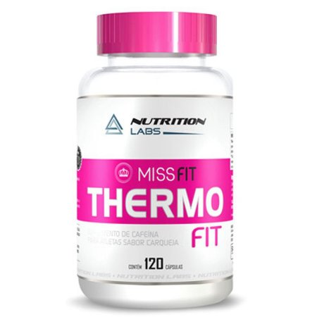 Thermo Fit (120caps) - Nutrition Labs
