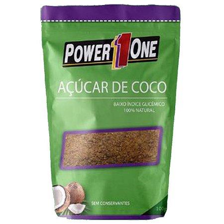 Açúcar de Coco (100g) - Power1One