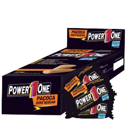 Paçoca Zero (24und) - Power1One