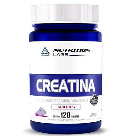 Creatina (120tabs) - Nutrition Labs