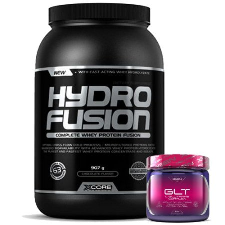 Hydro Fusion (907g) - Xcore Nutrition [GRATIS GLUTAMINA]