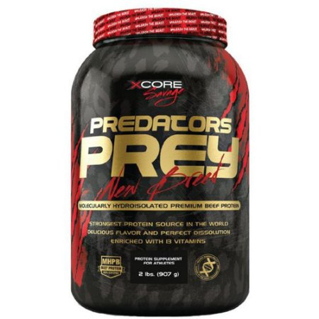 Predators Prey (907g) - Xcore Nutrition
