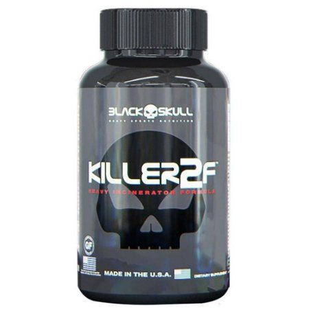 Killer2F (120caps) - Black Skull