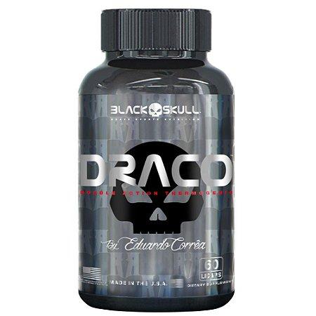 Draco (60caps) - Black Skull