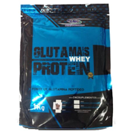 Glutamais Whey Protein (1kg) - CNC