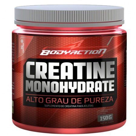 Creatine Monohydrate - Body Action