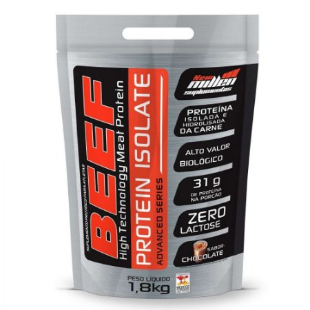 Beef Protein Isolate (1,8kg) - New Millen