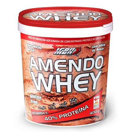 AmendoWhey (400g) - New Millen