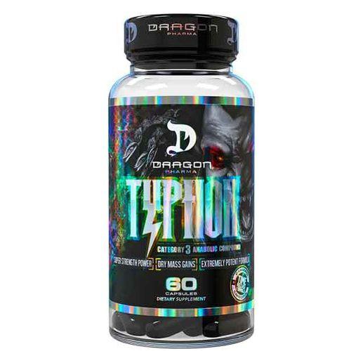 Typhon 60caps - Dragon Pharma