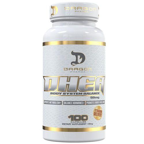 DHEA 50mg 100caps - Dragon Pharma