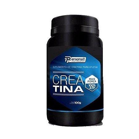Creatina Monohidratada (150g) - Personall Suplementos