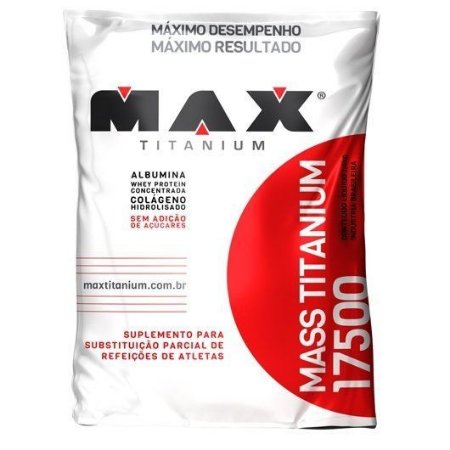 Mass Titanium 17500 (3KG) - Max Titanium