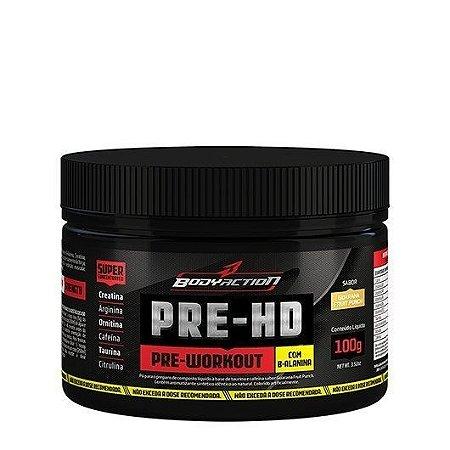 Pré-HD com Beta-Alanina (100g) - Body Action