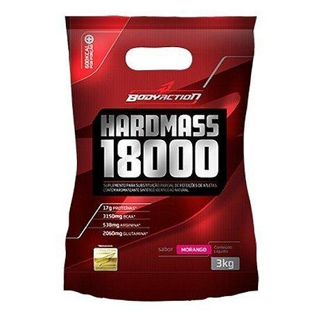 Hard Mass 18000 (3000g) - Body Action