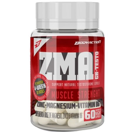 ZMA GH Testo (60caps) - Body Action