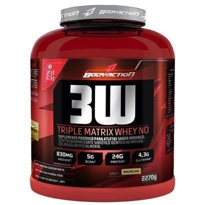 3W Triple Matrix (2270g) - Body Action