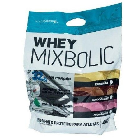 Whey Mix Bolic Refil (2000g) - Sports Nutrition