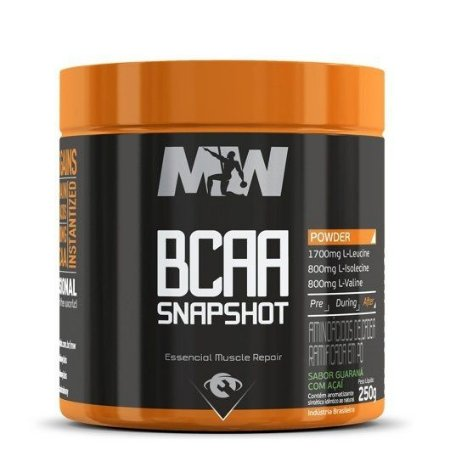 BCAA Snapshot (250g) - MW