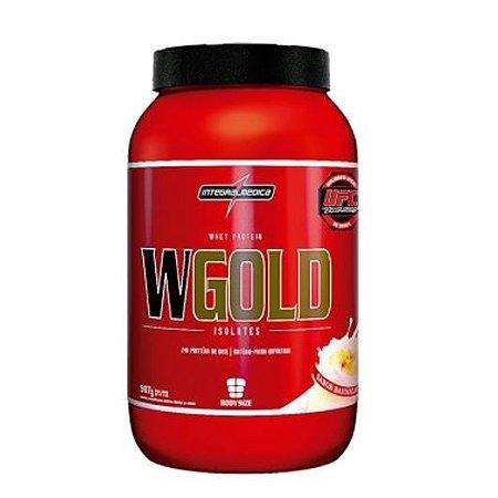 WGold  Isolates (907g) - Integralmédica