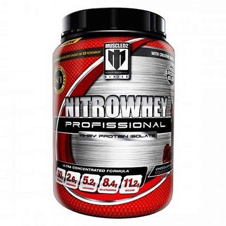 Nitrowhey (900g) - Muscled2