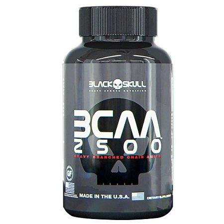 BCAA 2500 (60 tabs) - Black Skull [VENC 05/2017]