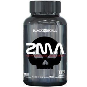 ZMA (120 Tabs) - Black Skull