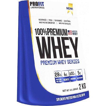 100% Whey Protein Premium (2Kg) Profit