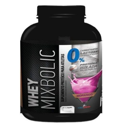 Whey Mix Bolic (2722g) - Sports Nutrition