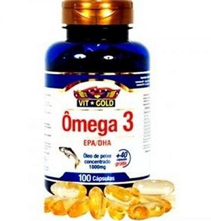 Omega 3 (100caps) - VitGold