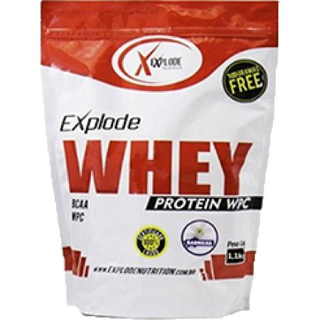 Explode Whey WPC (2kg) - Explode Nutrition