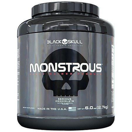 Monstrous (2,7kg) - Black Skull