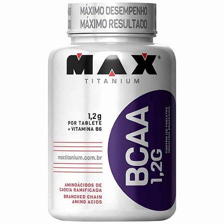 BCAA 1,2G (120tabs) - Max Titanium