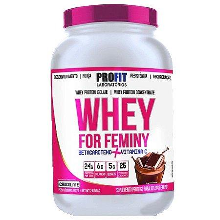 Whey For Feminy (900g) - Profit
