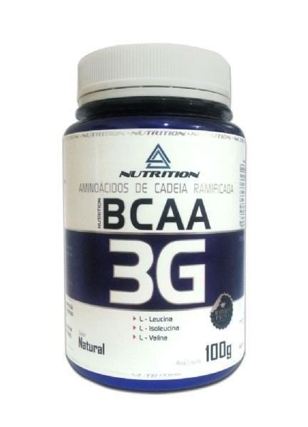 BCAA 3G (100g) - Nutrition Labs