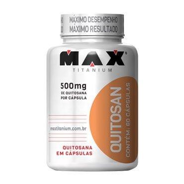 Quitosan (60caps) - Max Titanium