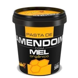 Pasta de Amendoim com Mel (500g) - Mandubim