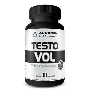 Testo VOL (30tabs) - Nutrition Labs