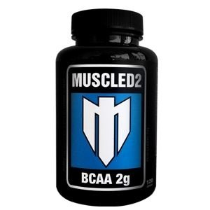 BCAA 2G (60caps) - Muscled2