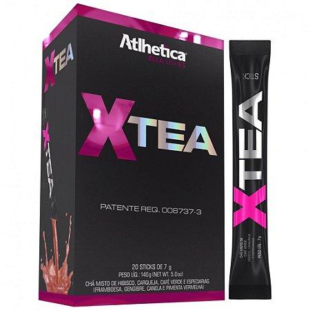 XTEA (20 sachês ) - Atlhetica Nutrition