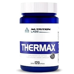 Thermax (Cafeina + Carqueja) (120caps) - Nutrition Labs