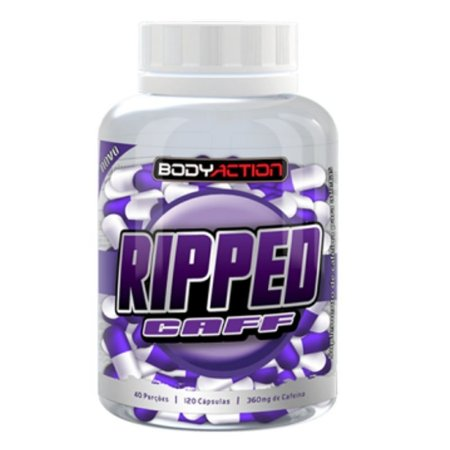 Ripped CAFF (60caps) - Body Action