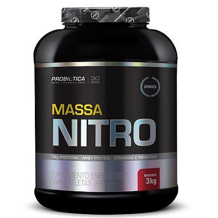 Massa Nitro (3kg) - Probiotica