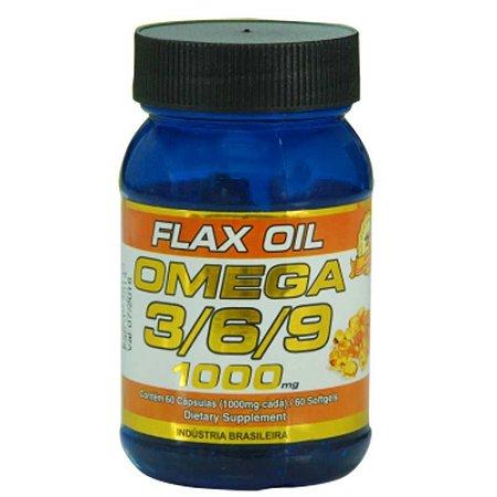 Omega 3/6/9 (60 Caps) - Sul Flora