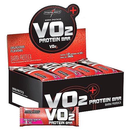 Vo2 Protein Bar (12und) - Integralmedica
