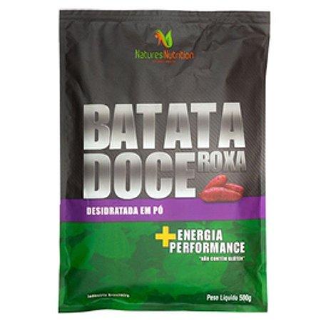 Batata Doce Roxa (500g) - Natures Nutrition